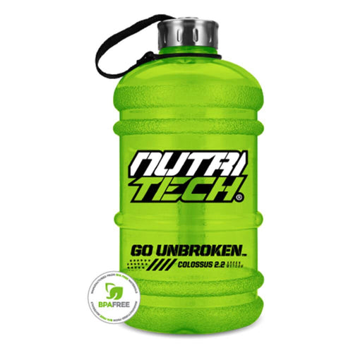 Colossus Bottle [2.2L] Shaker Nutritech