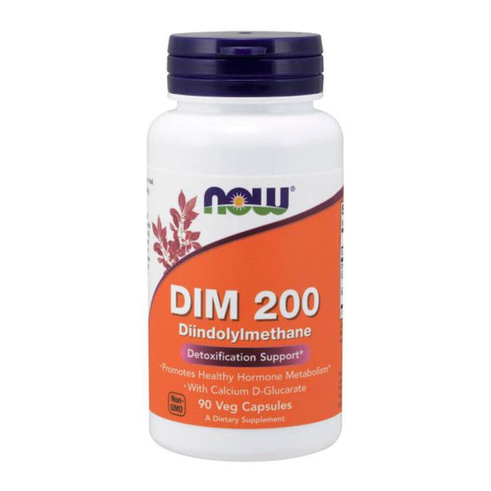 DIM 200 [90 Caps] Hormone Support NOW Foods