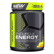 Load image into Gallery viewer, Enduro-X Energy [750g] Endurance SSA Supplements Citrus Bomb