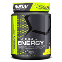 Load image into Gallery viewer, Enduro-X Energy [750g] Endurance SSA Supplements Zesty Lemonade
