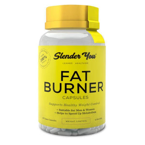 Fat Burner [90 Caps] Stimulant Based Fat Burner Slender You