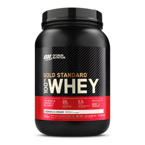 Gold Standard 100% Whey [900g] Whey Blend Optimum Nutrition