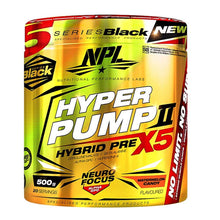 Load image into Gallery viewer, Hyper Pump [500g] Stimulant Based Pre-Workout NPL Watermelon Candy