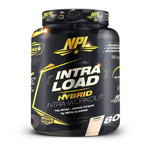 Intra Load [800g] Carbohydrate NPL Litchi