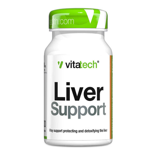 Liver Support [30 Tabs] Organ Support Vitatech