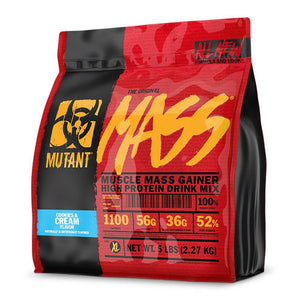 Mass [2.27kg] Mass Gainer Mutant Cookies & Cream