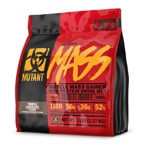 Mass [2.27kg] Mass Gainer Mutant Triple Chocolate
