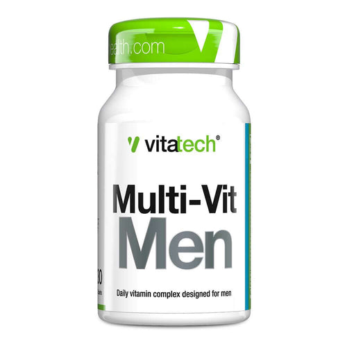 Multi-Vit Men [30 Tabs] Multivitamin Vitatech