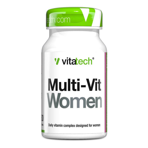 Multi-Vit Women [30 Tabs] Multivitamin Vitatech