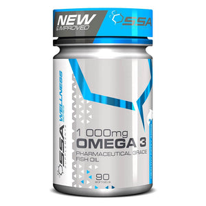 Omega 3 1000mg [90 Gels] Omegas SSA Supplements