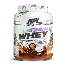 Load image into Gallery viewer, Platinum Whey [908g] Whey Blend NPL Malted Chocolate Milk