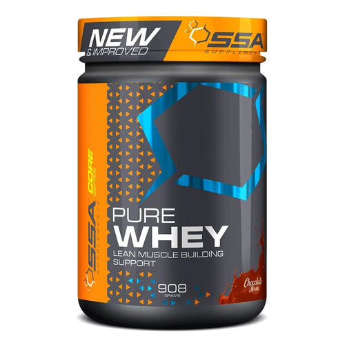 Pure Whey [908g] Whey Blend SSA Supplements Chocolate Mousse