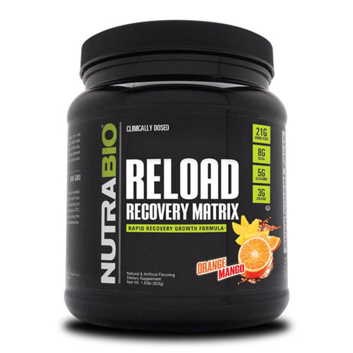 Reload [840g] Amino Blend NutraBio Orange Mango