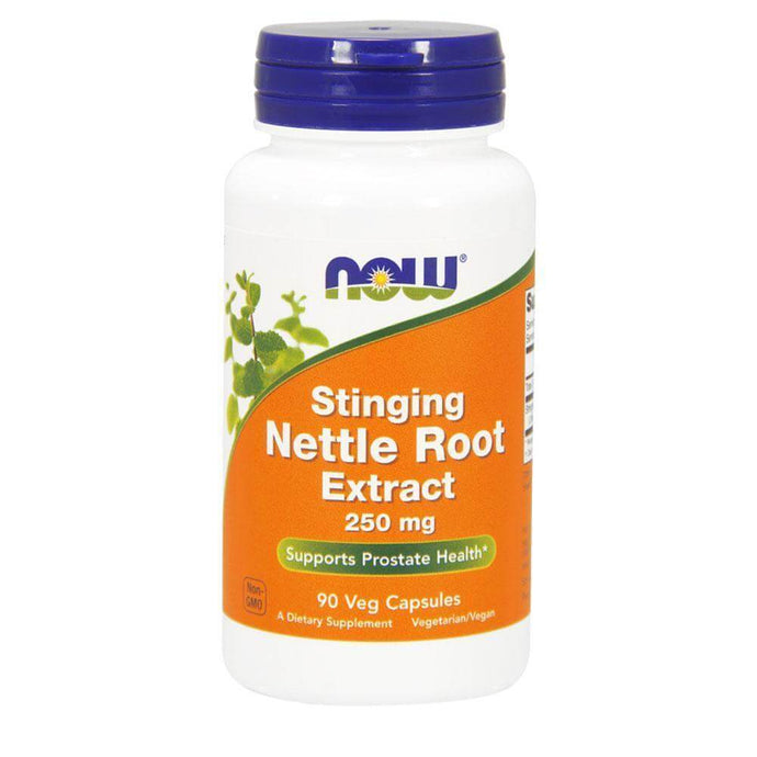 Stinging Nettle Root Extract 250mg [90 Caps] General Health NOW Foods