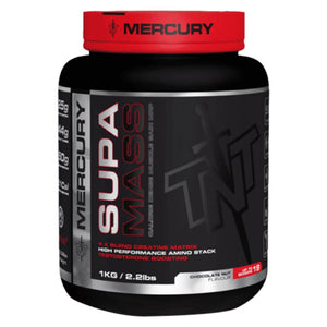 Supa Mass [1kg] Mass Gainer TNT Mercury