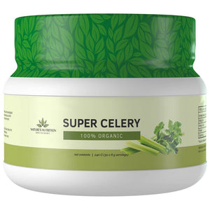Super Celery [240g] Superfood Natures Nutrition