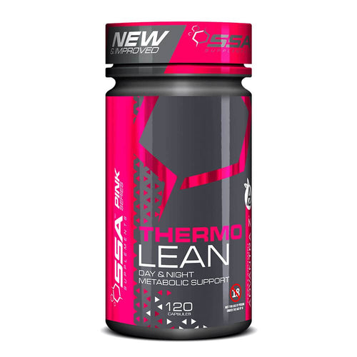 ThermoLean [120 Caps] Stimulant Based Fat Burner SSA Supplements