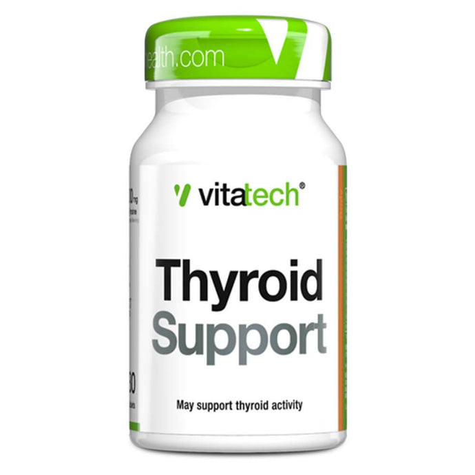 Thyroid Support [30 Tabs] General Health Vitatech