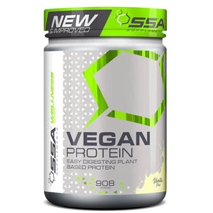 Vegan Protein [908g] Vegan Protein SSA Supplements Vanilla Chai