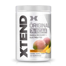 Load image into Gallery viewer, Xtend BCAAs [392g] Amino Blend Scivation Mango Madness