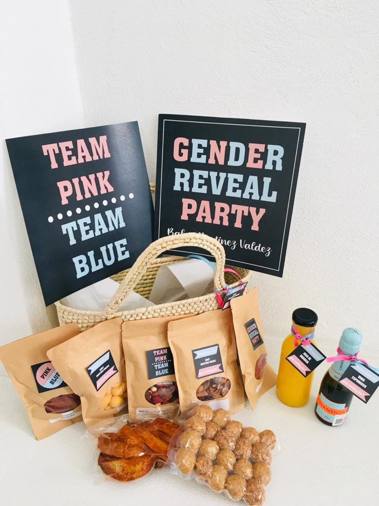 Kit Gender Reveal