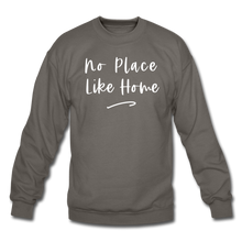 Load image into Gallery viewer, No Place Like Home Cozy Sweatshirt - asphalt gray
