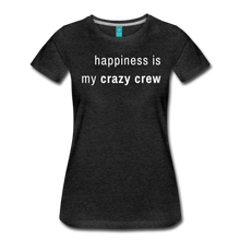 Load image into Gallery viewer, Women's Premium T-Shirt - charcoal gray