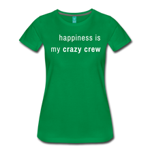Load image into Gallery viewer, Women's Premium T-Shirt - kelly green