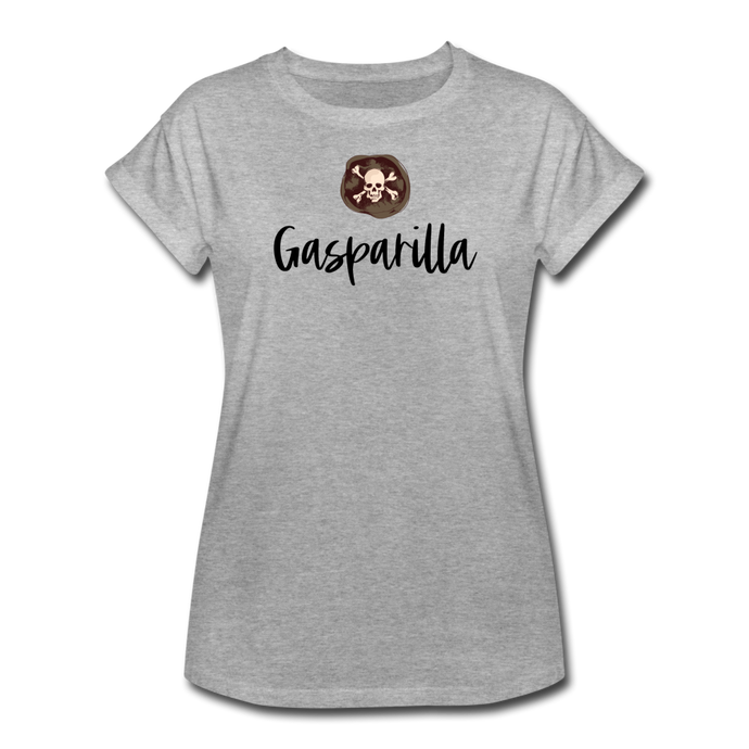 Gasparilla Relaxed Women's T-Shirt - heather gray