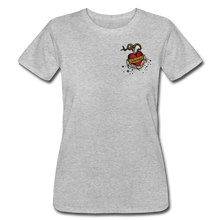 Load image into Gallery viewer, You Had Me At Arrr! Woman's Pirate T-Shirt Short Sleeve - heather gray
