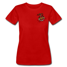 Load image into Gallery viewer, You Had Me At Arrr! Woman's Pirate T-Shirt Short Sleeve - red