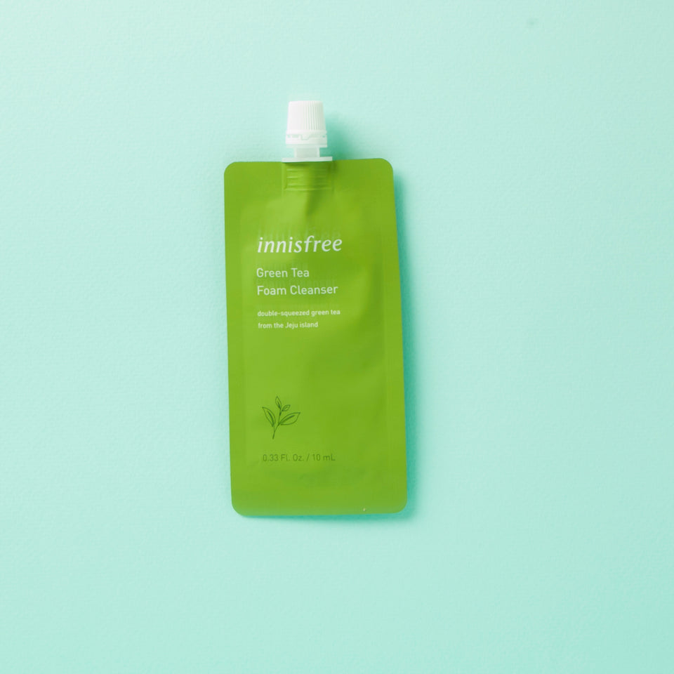 Innisfree Foam Cleanser Green Tea