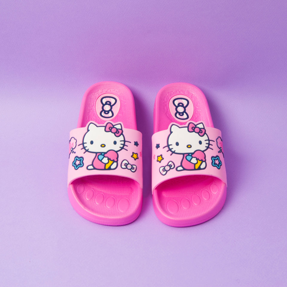 Hello Kitty Slipper Darkpink
