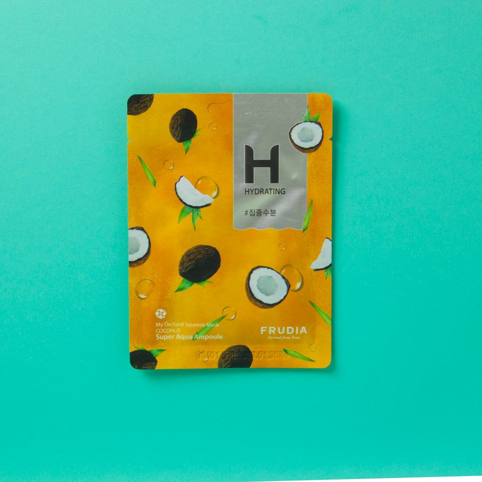 Frudia Hydrating Sheet Mask