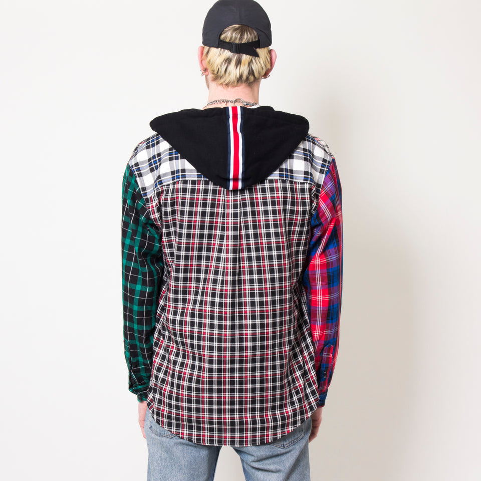 Tommy Hilfiger Checkered Flannel