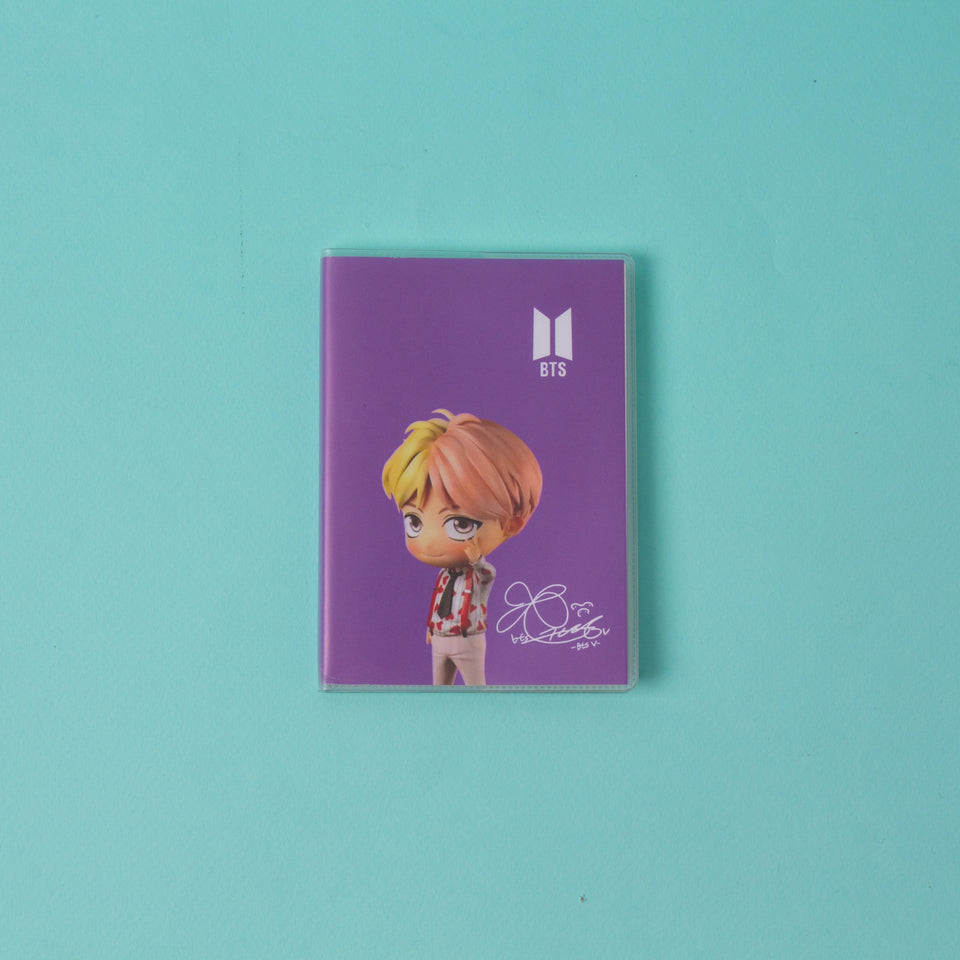 BTS Mini Notebook