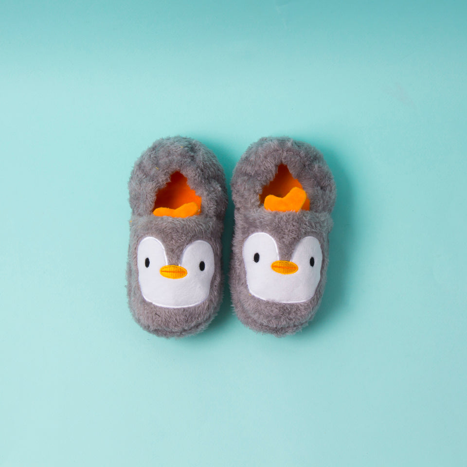 Kids Penguin Slipper
