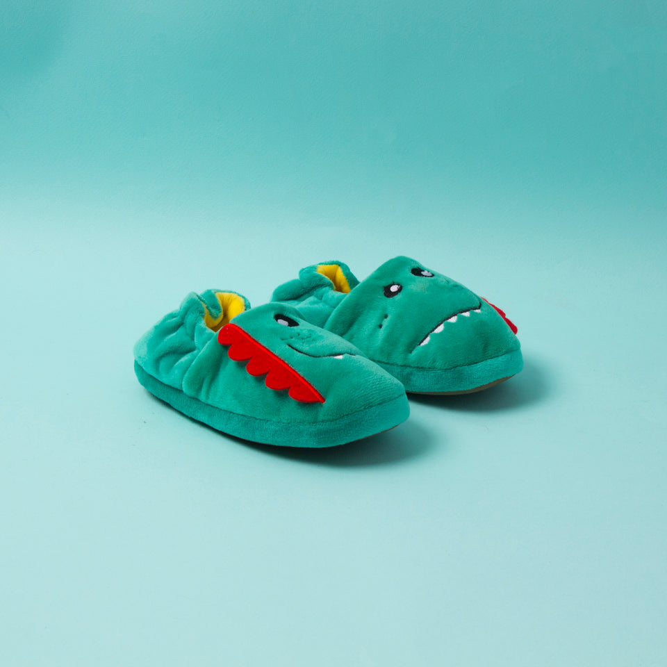Kids Crocodile Slipper