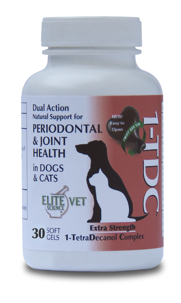1-TDC® Gum and Joint Supplement - Fido's Pawpose