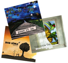 Load image into Gallery viewer, Classic Bob Sima 3-pack (Digital Download)