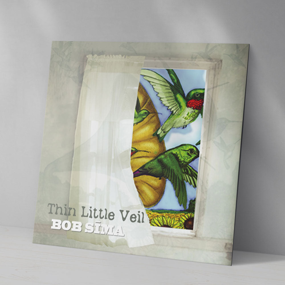 Thin Little Veil (Hard Copy)