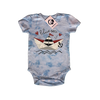 Body bebé Tie Dye - *907-6639 - Combinator.es