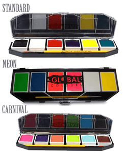 Global Palettes 6 colour