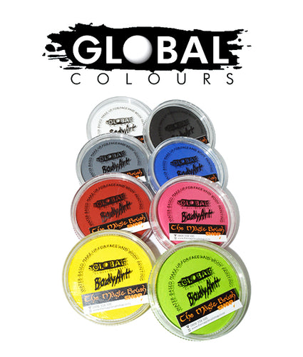 Global Colours Body Art