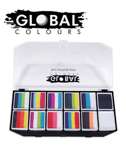 Global Rainbow Fun Stroke Palettes