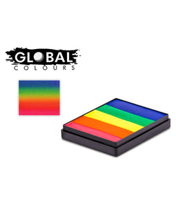 Global Rainbow Cakes / Split Cakes 50g