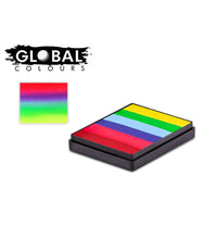 Load image into Gallery viewer, Global Rainbow Cakes / Split Cakes 50g