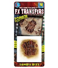 Load image into Gallery viewer, Zombie Bite - 3D FX Tinsley Small Transfers