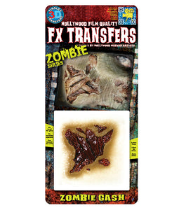 Zombie Gash - 3D FX Tinsley Small Transfers