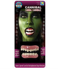 Load image into Gallery viewer, Cannibal Teeth - 3D FX Tinsley Transfers